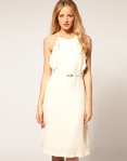 Whistles Marlene Ivory Dress